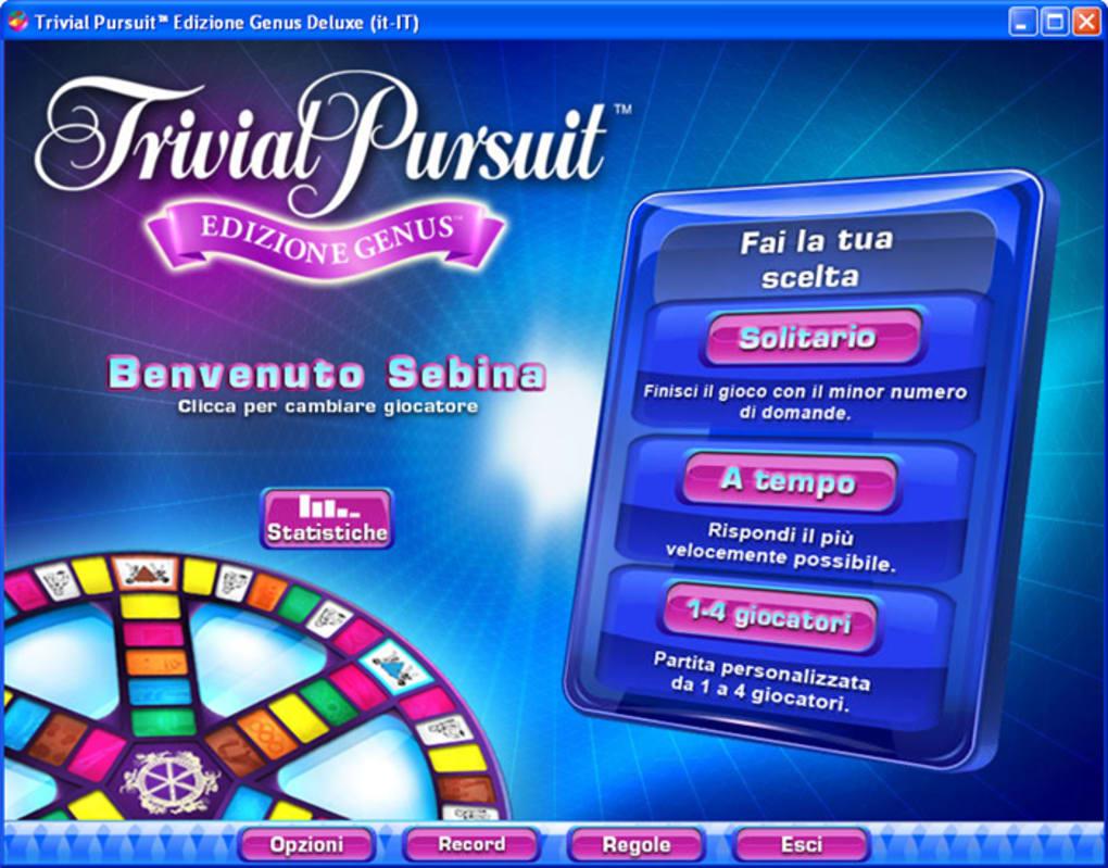 trivial italiano