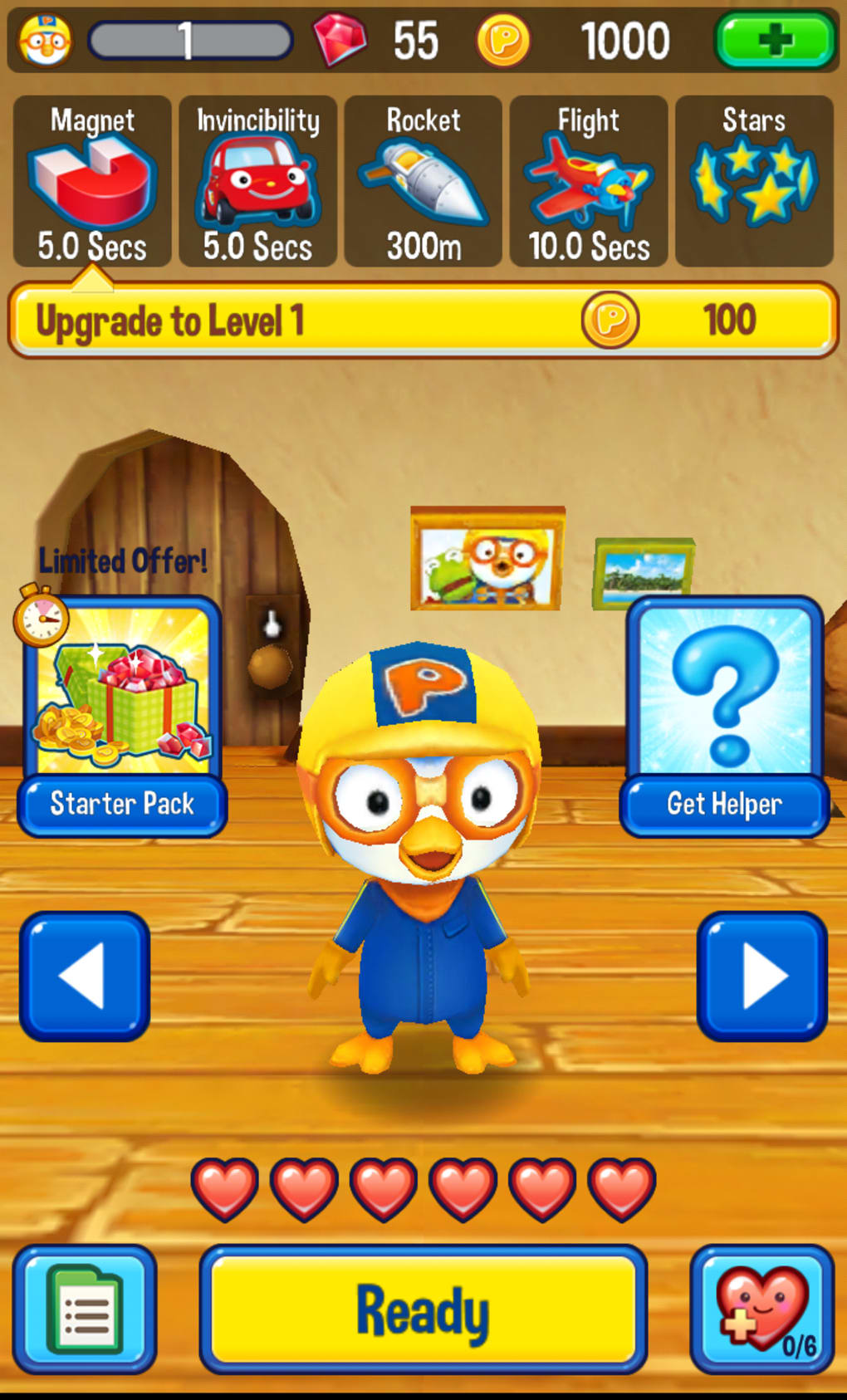 Pororo Penguin Run for Android - Download