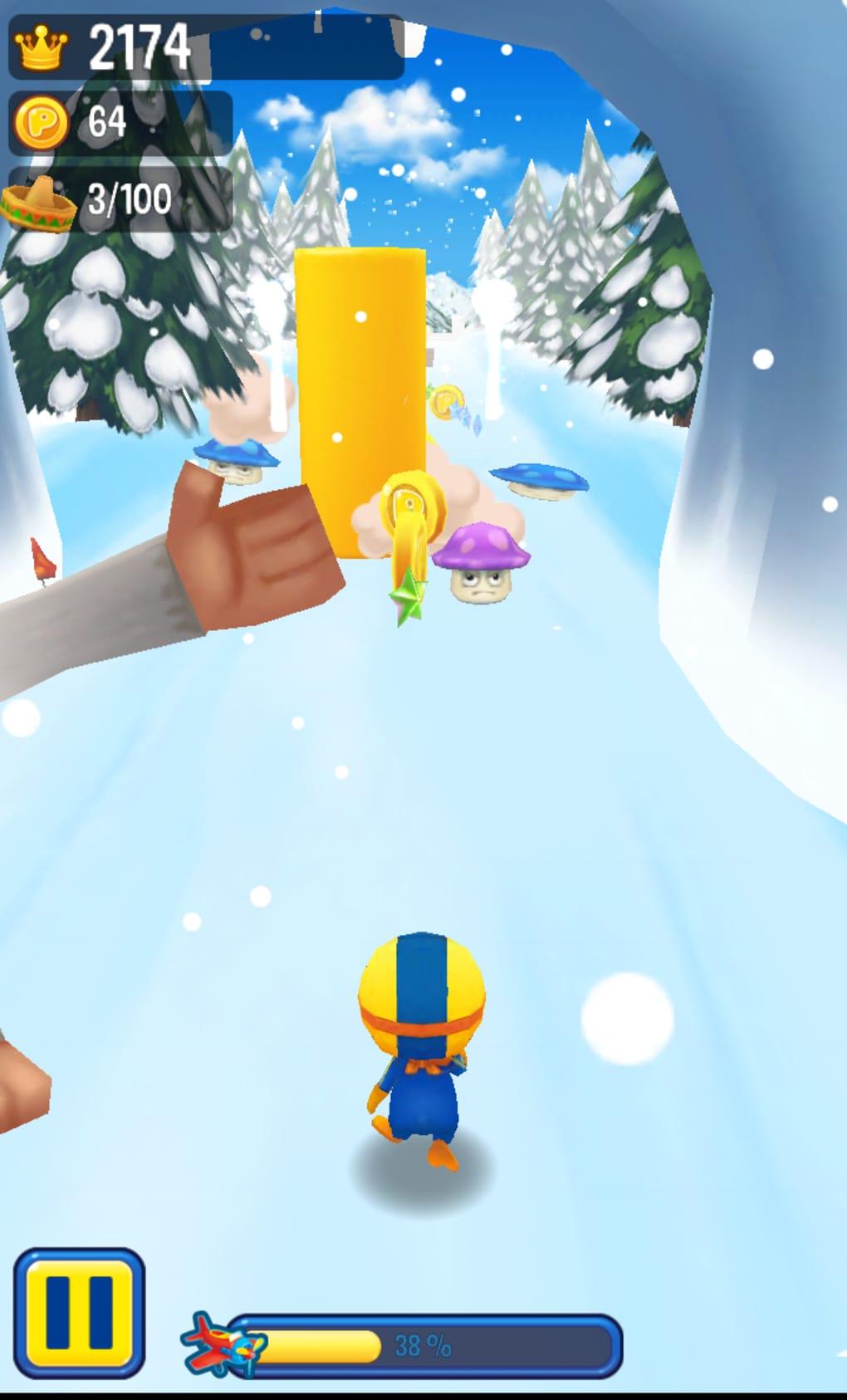 Pororo Penguin Run For Android Download Flipper