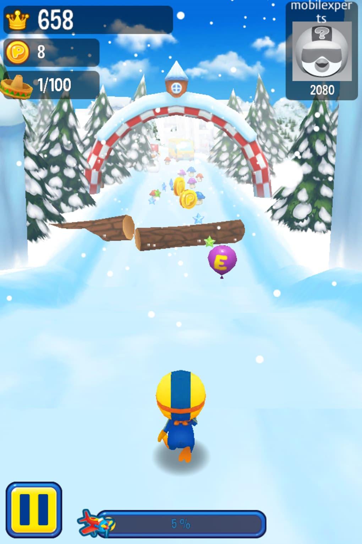 Pororo Penguin Run for iPhone - Download