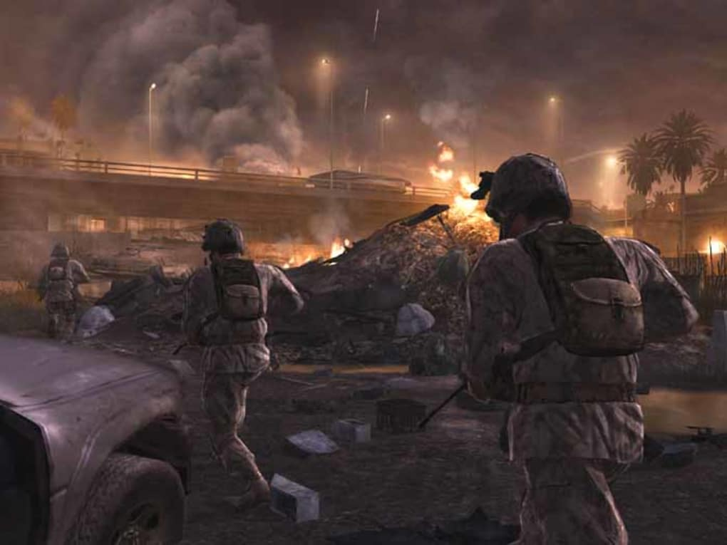 call of duty modern warfare 4 game download for pc