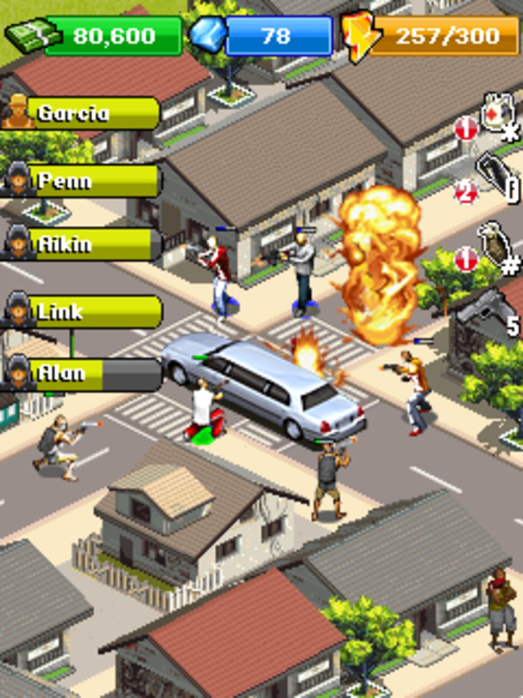 gangstar java games
