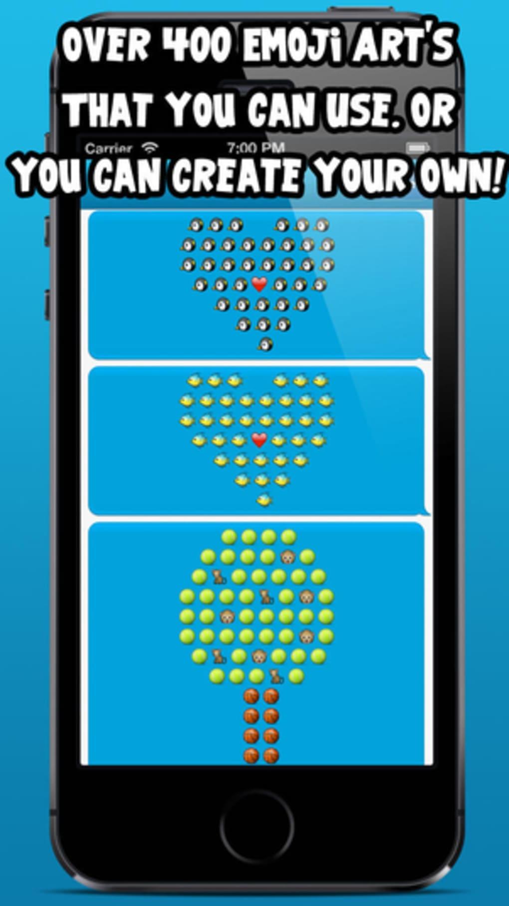 Free iphone emoji keyboard