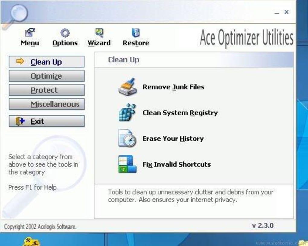 ace utillities
