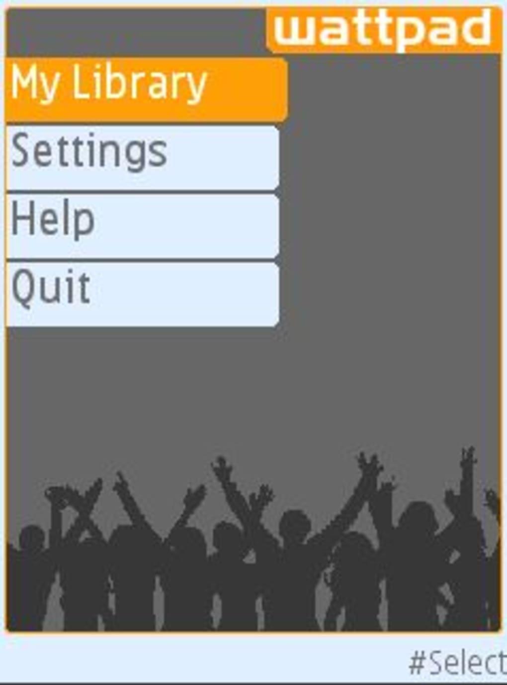 wattpad apps for blackberry