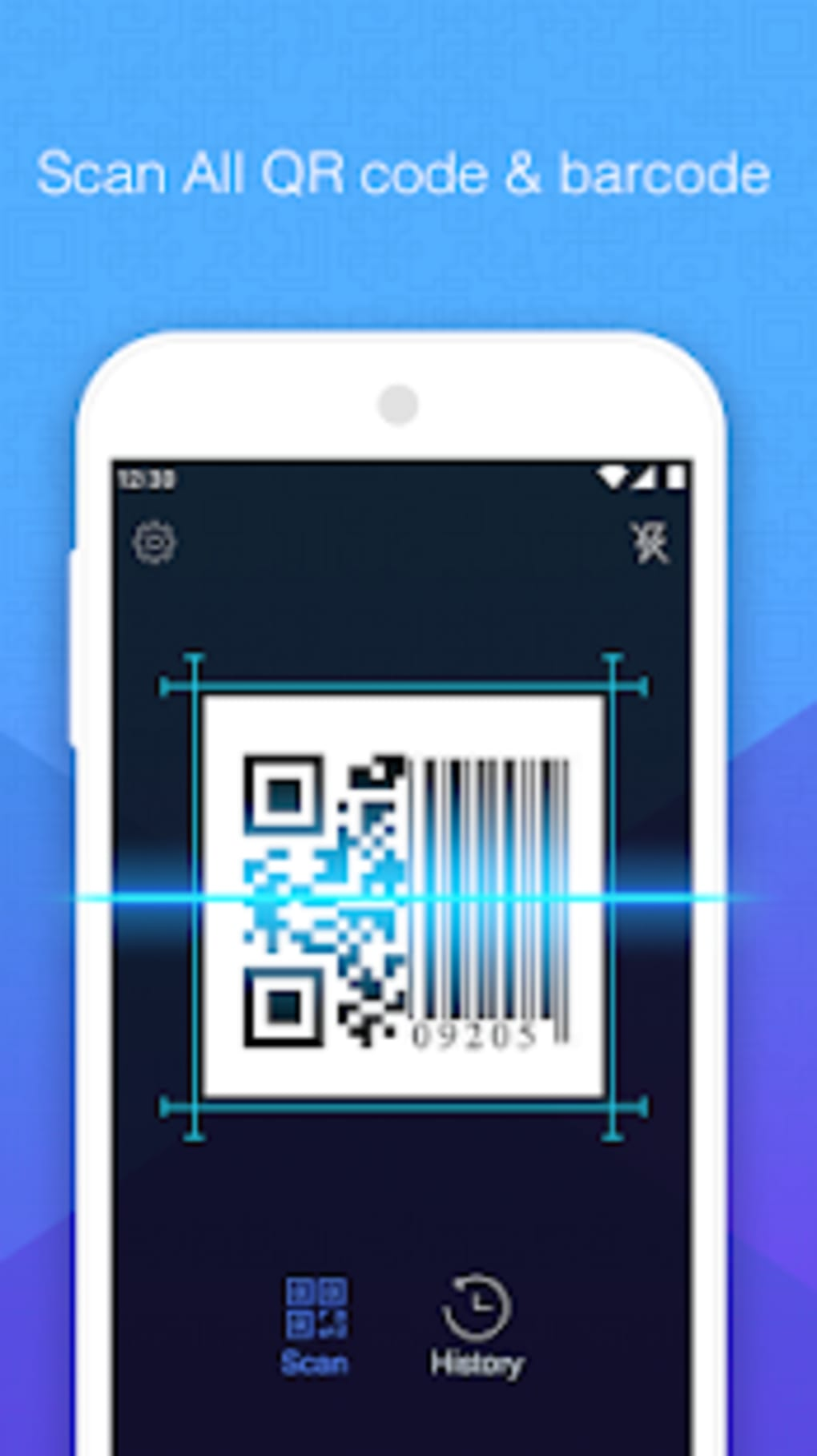 Smart Scan QR Barcode Scanner Free for Android - Download