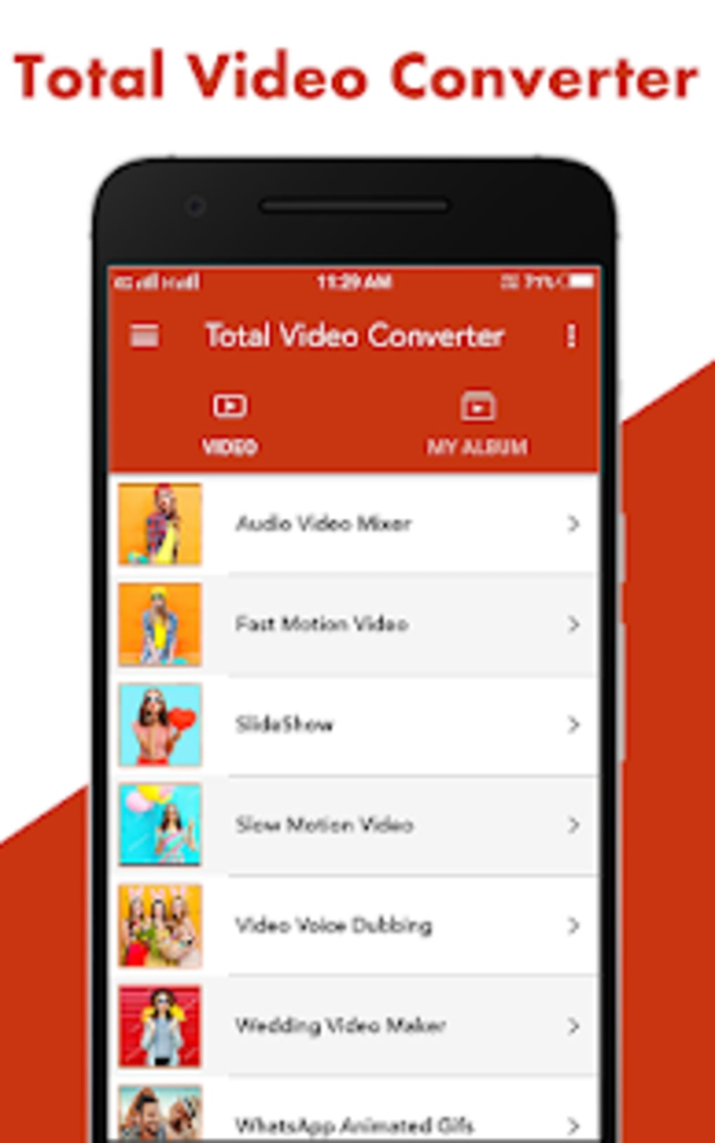 android to iphone video converter app