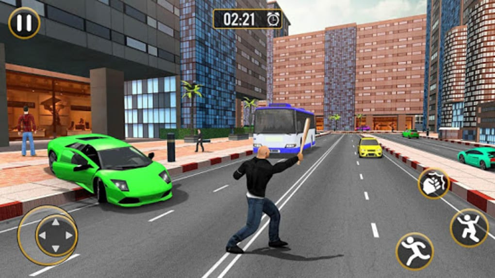 Car Simulator Games >> Gangster Driving City Car Simulator Game For Android Download