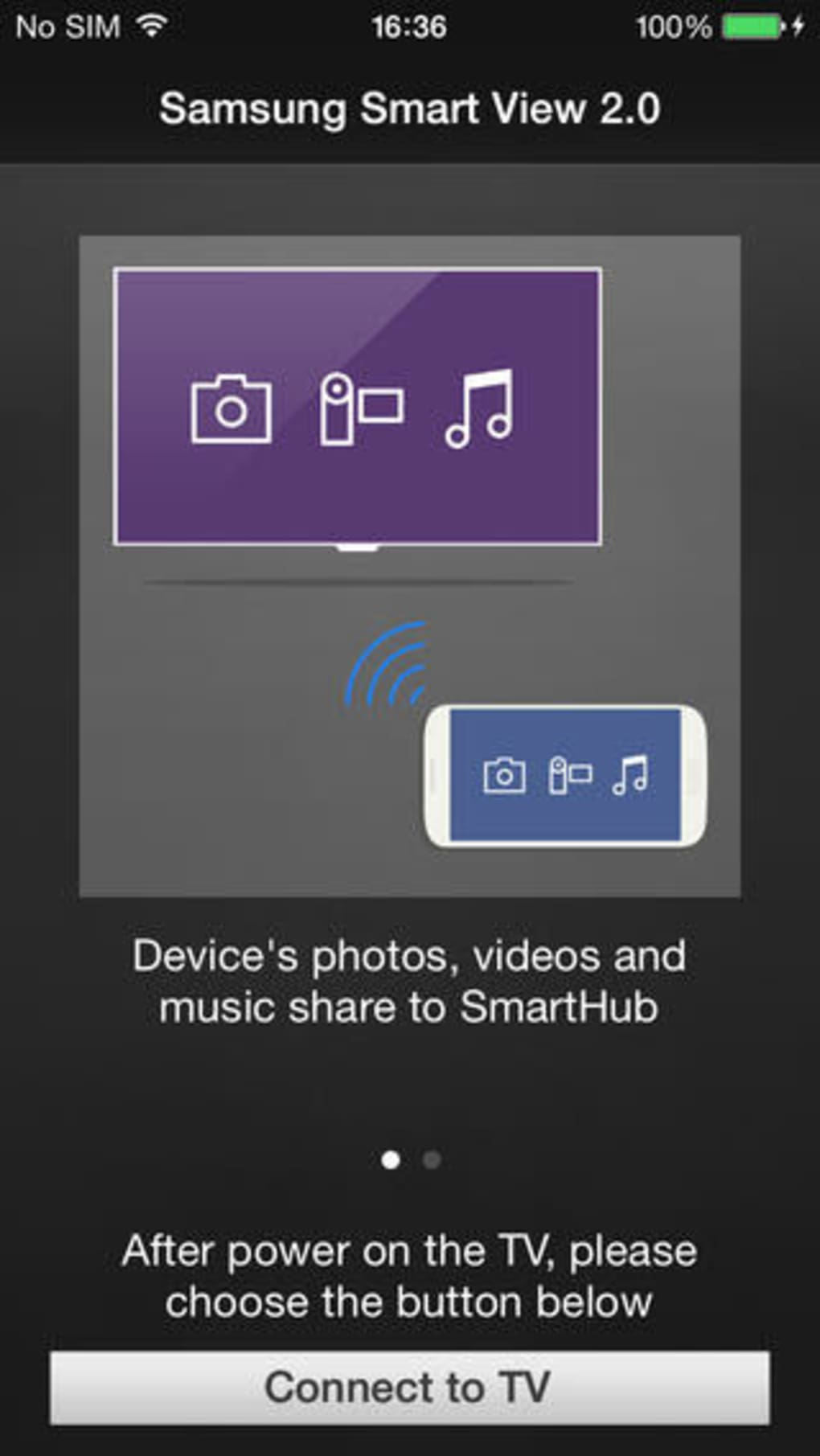Samsung SmartView 2 0 for iPhone - Download