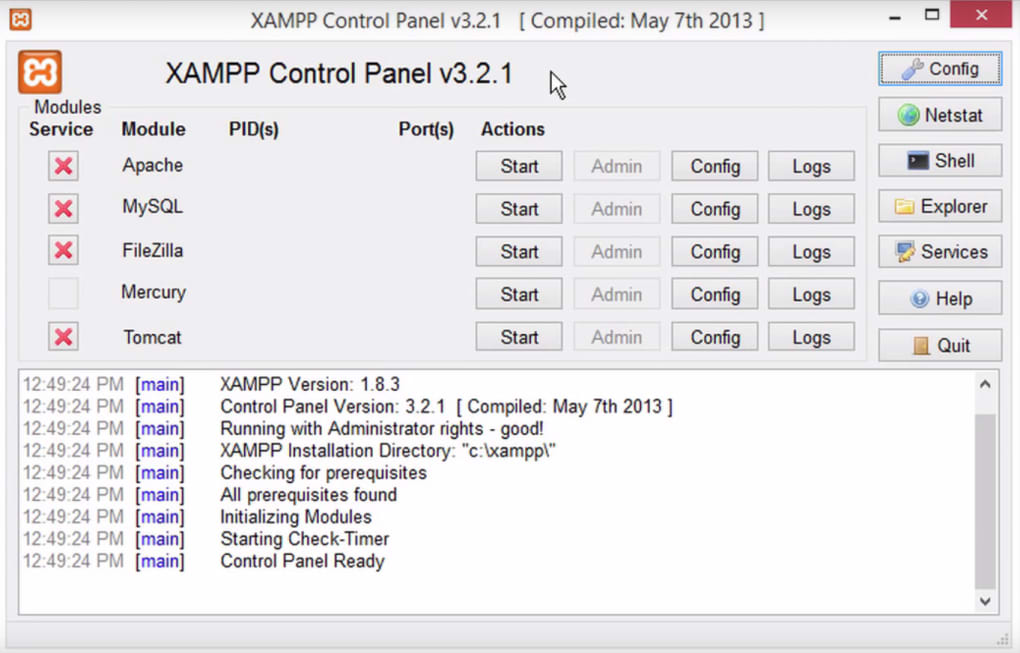zamp server download