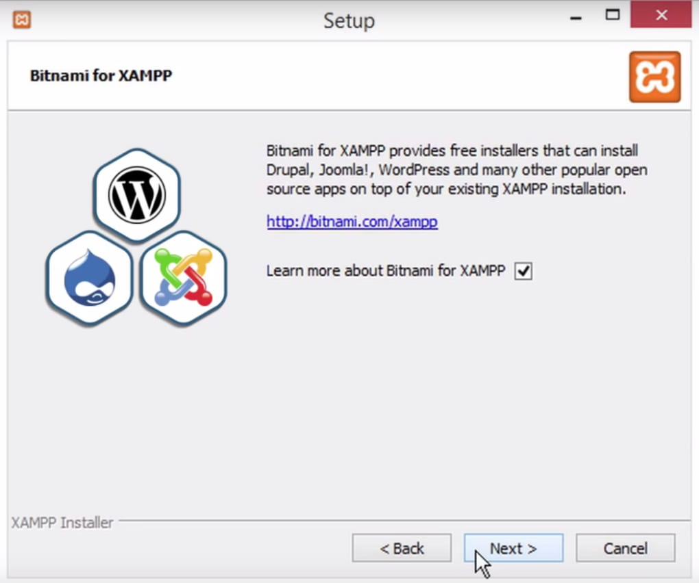 xampp free download