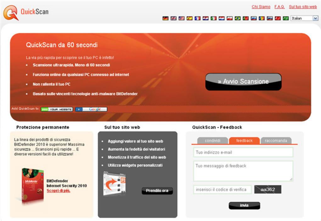 BitDefender QuickScan - Download