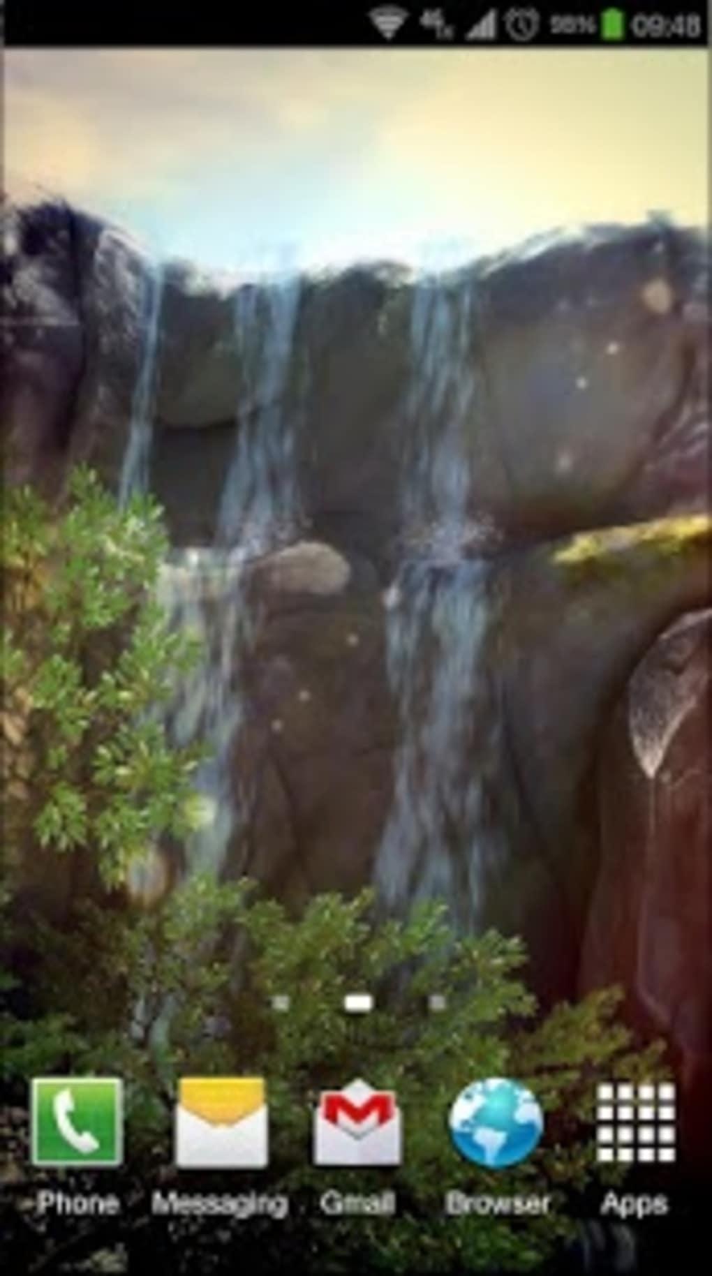 3D Waterfall Pro lwp