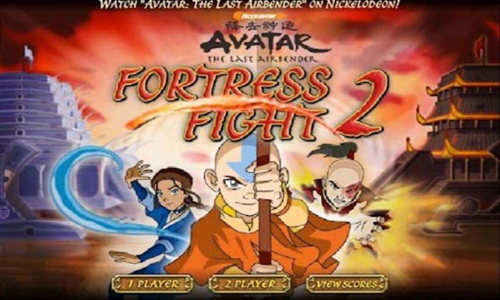 Download game avatar the legend of aang pc