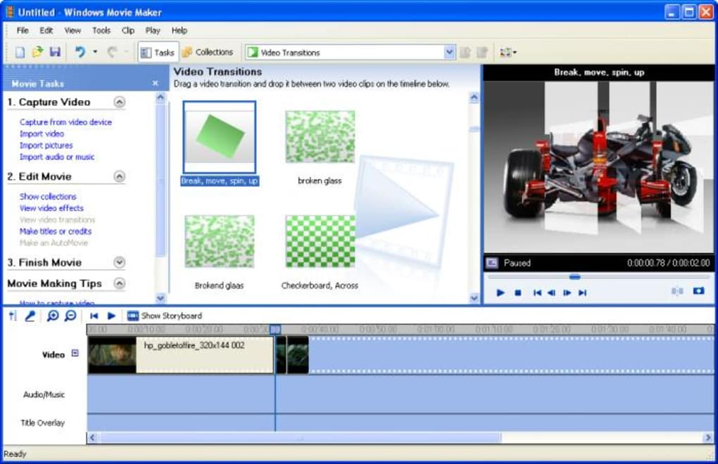 descargar windows movie maker por mega