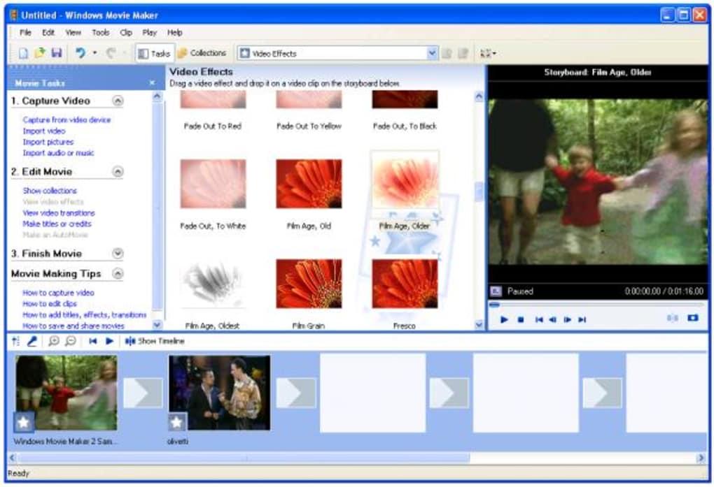 Portable Windows Movie Maker (Windows) - Download