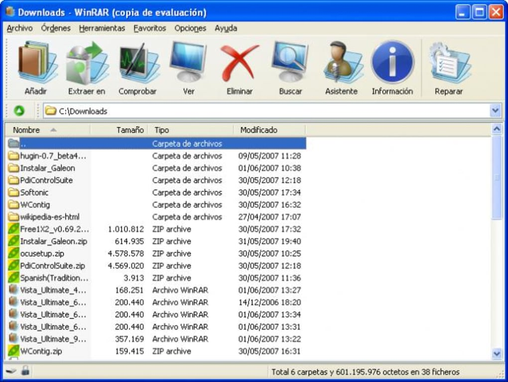 freeware winrar download for windows 7