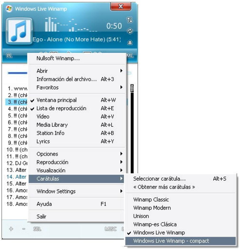 Winamp download windows 8. 1.