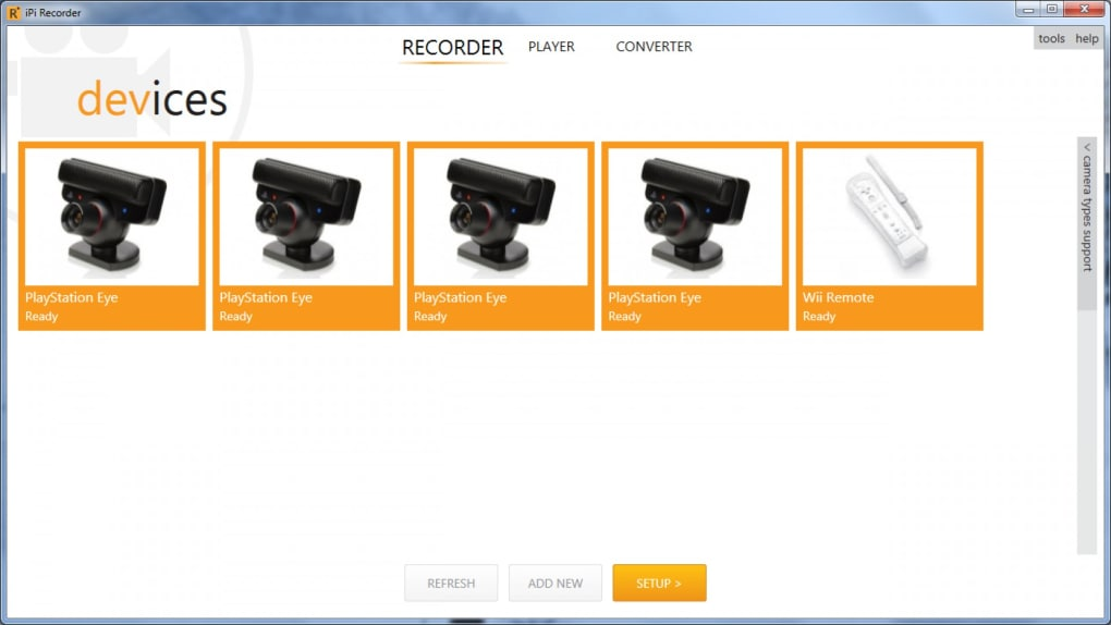 iPi Recorder - Download