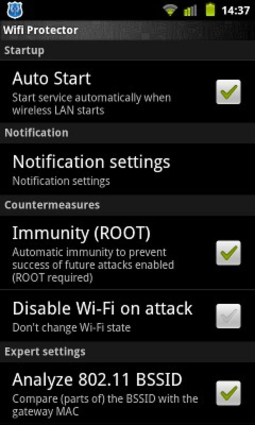 wifi protector full version android