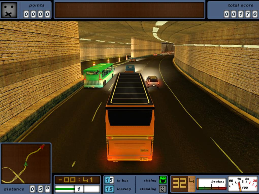 bus driver demo game free download