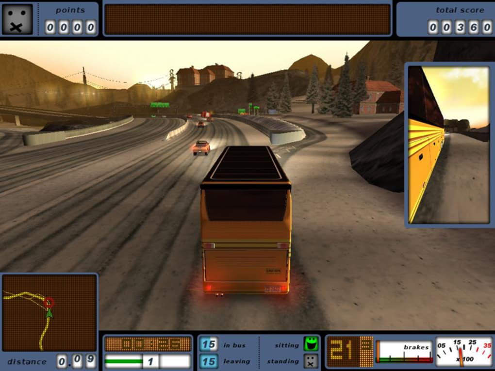 bus driver game free trial download