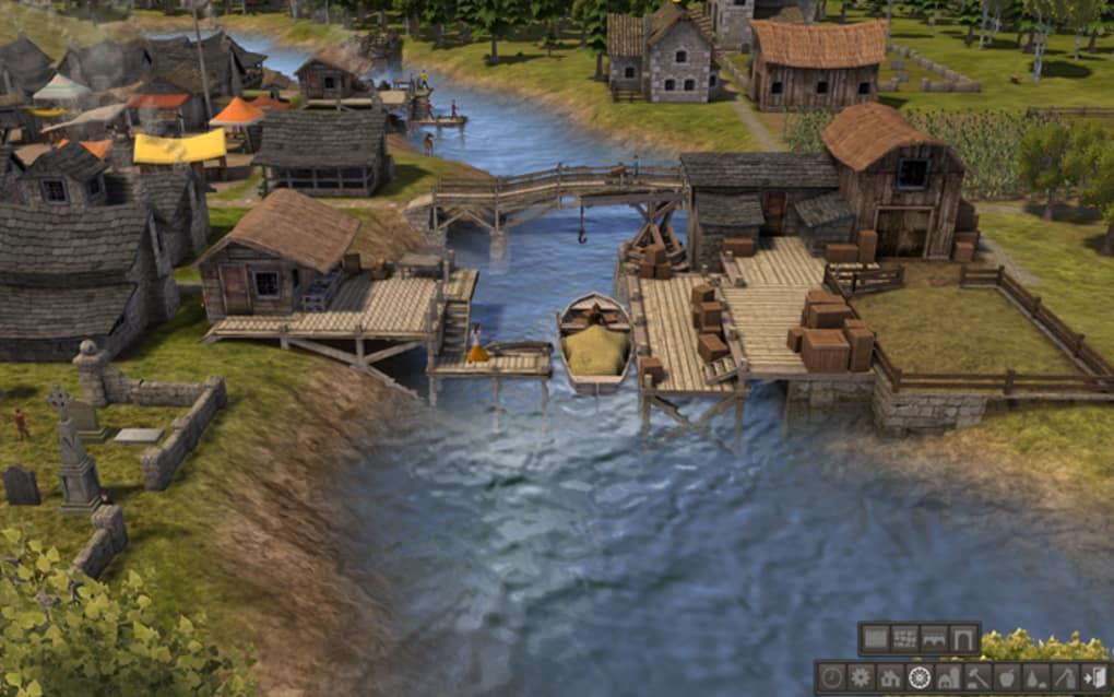 banishedを見てると土地を開拓していくゲームがや …