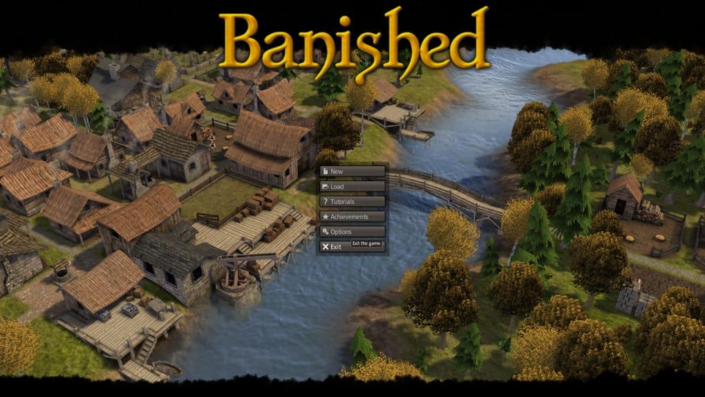 banished pc gratuit