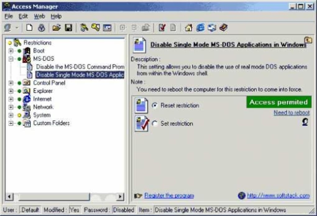 Access Manager for Windows (Windows) - Download