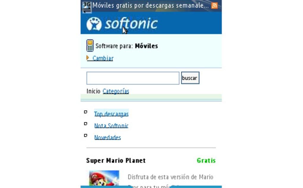 navegador bolt para celular