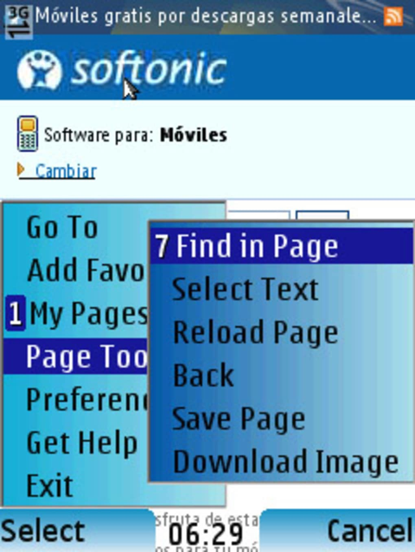 navegador bolt para celular java gratis