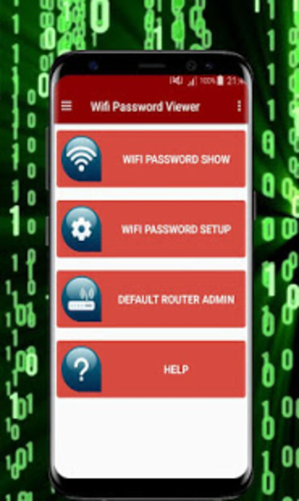Wifi password viewer - show wifi password for Android - Download