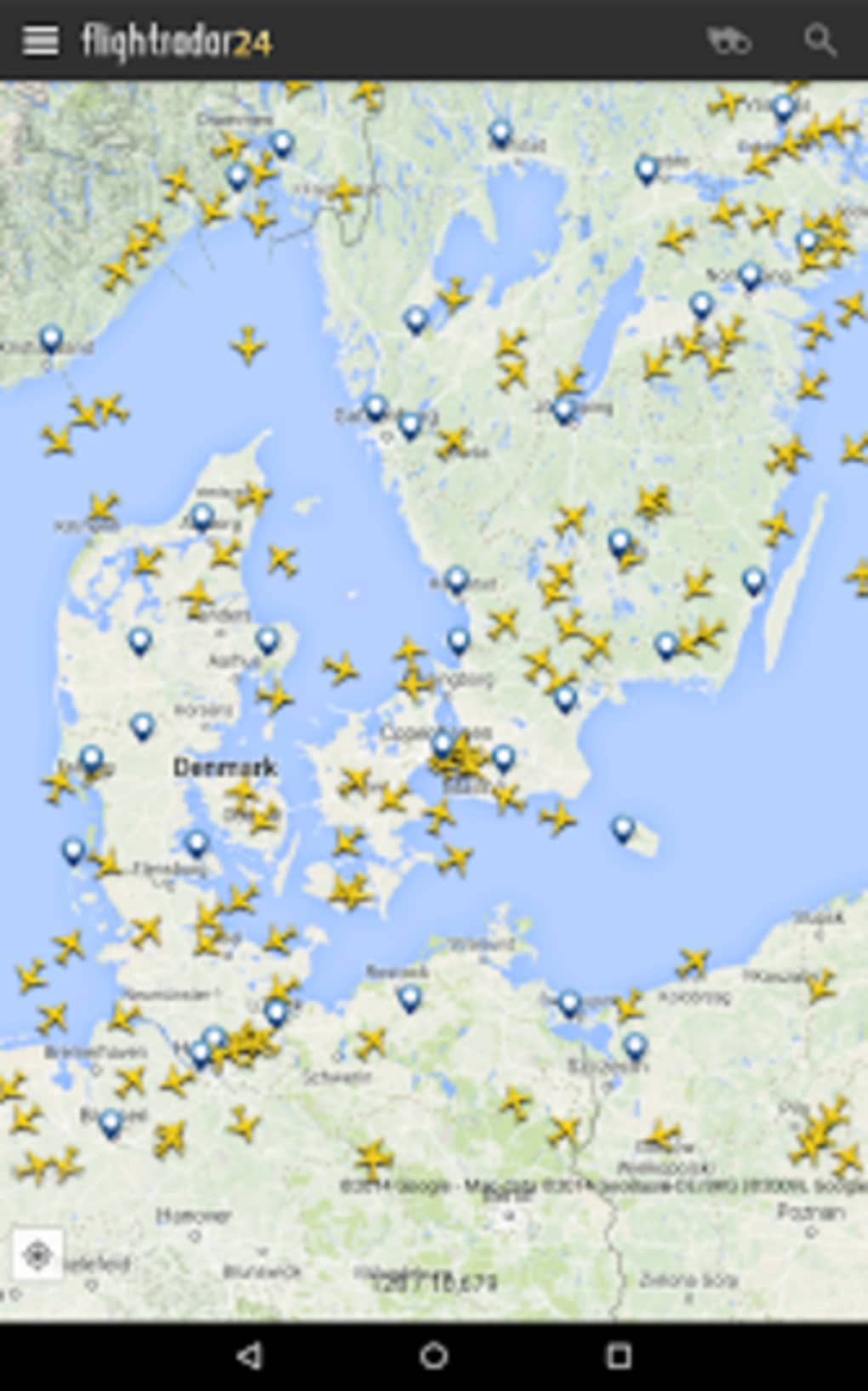 Flightradar24 Free for Android - Download