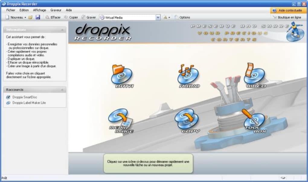 droppix gratuit