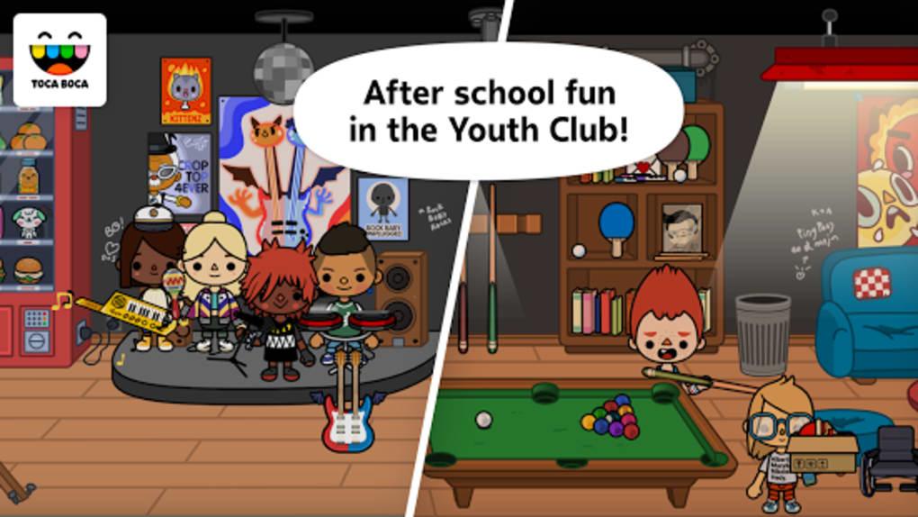 Toca life: school apk download | apkpure. Co.