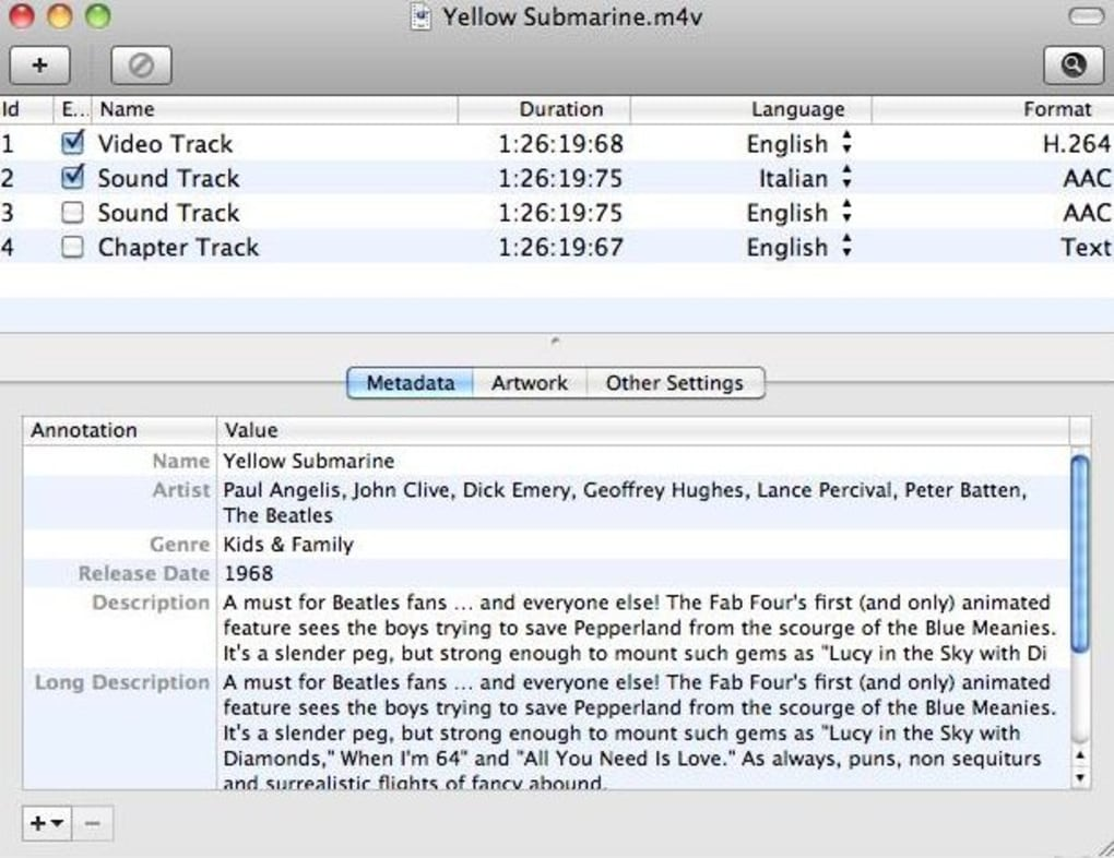 Subler for Mac - Download