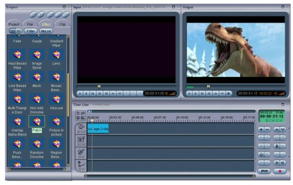 womble mpeg video wizard dvd