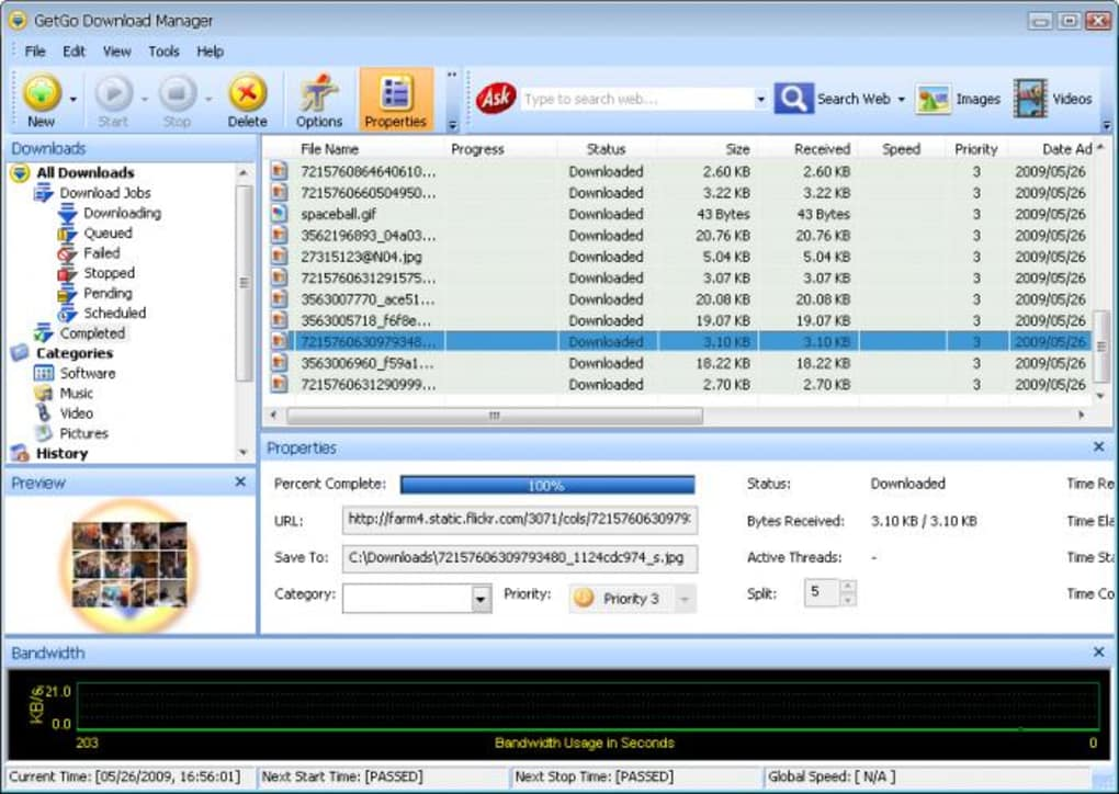GETGO YOUTUBE DOWNLOADER TÉLÉCHARGER