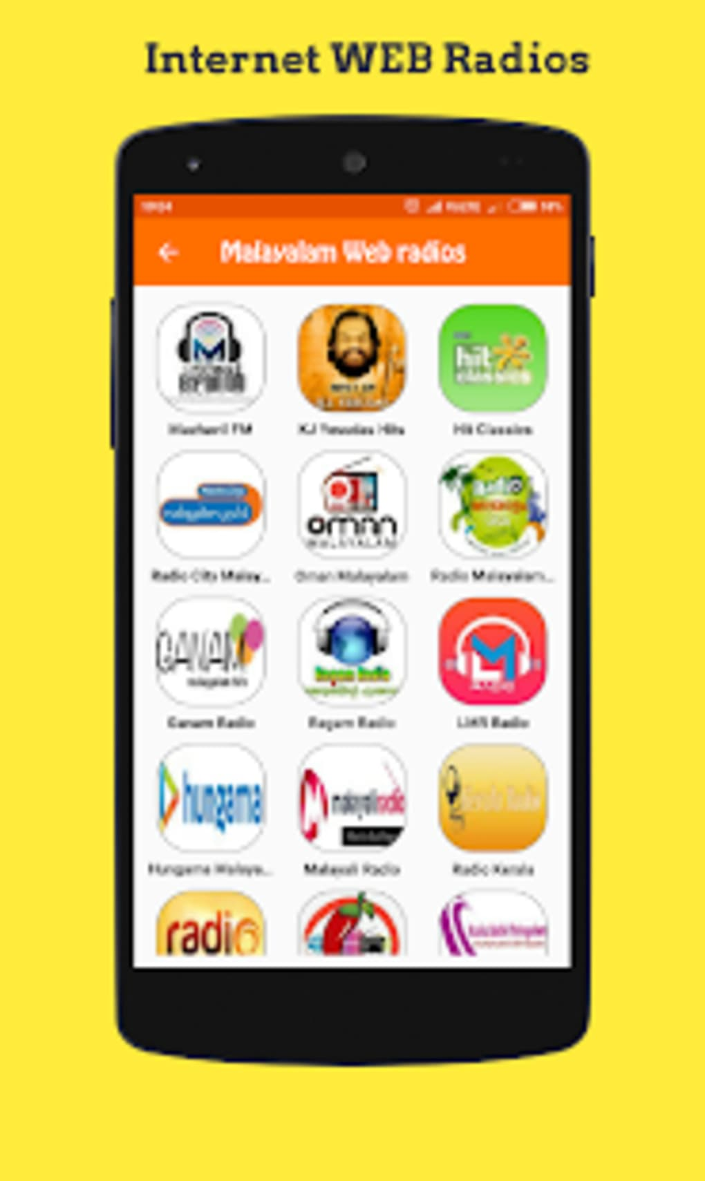 Malayalam Radio Online for Android - Download