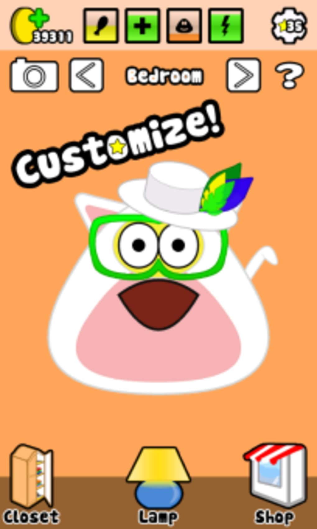 descargar pou gratis para blackberry curve