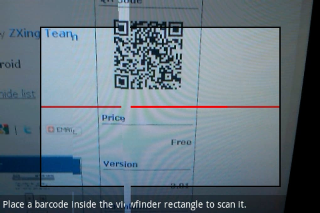 QR Code Scanner For PC (Windows 7, 8, 10, XP) Free Download
