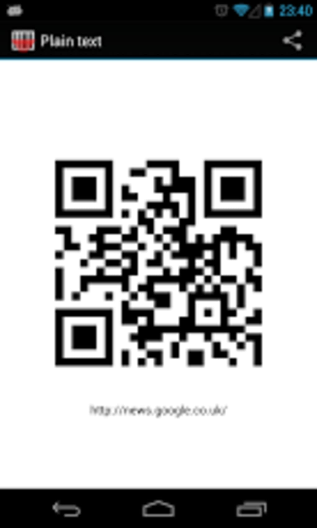 barcode android download scanner