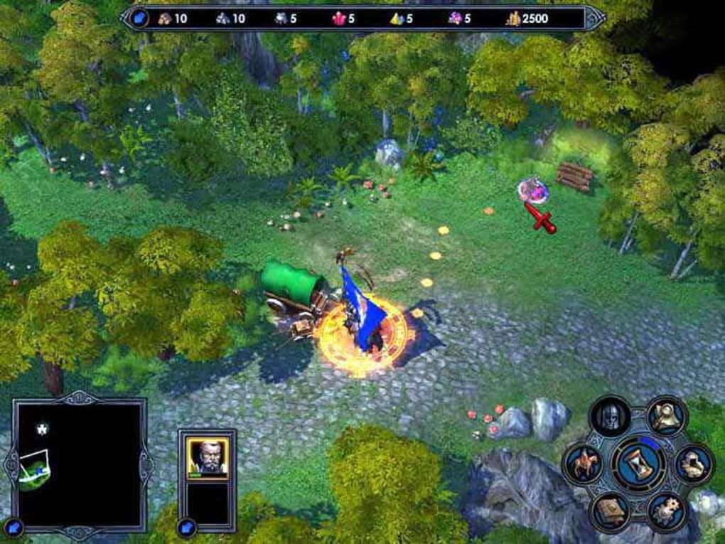 Heroes of Might and Magic III Demo - Free …