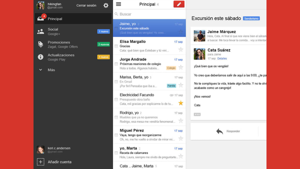 gmail app for iphone 4s
