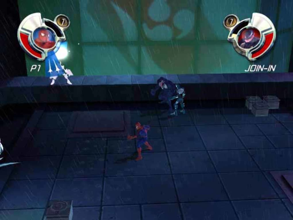spider man alli ou ennemi pc demo