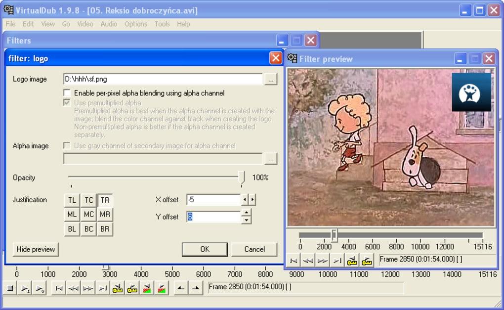 virtualdub francais portable