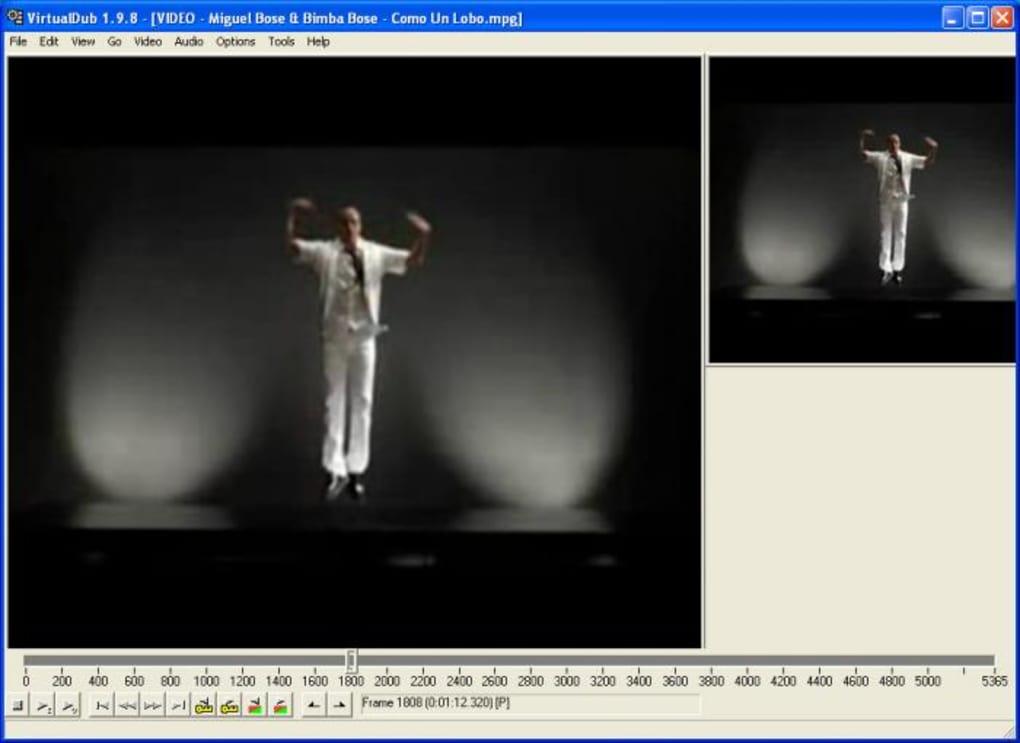 programa virtualdub gratis