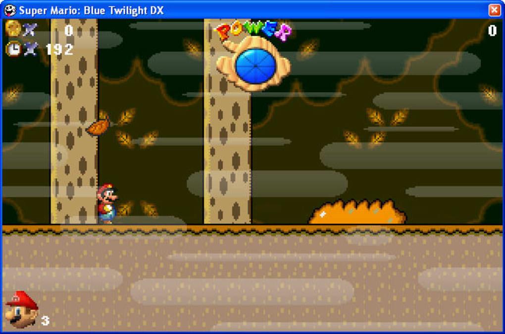 Super Mario: Blue Twilight DX - Download