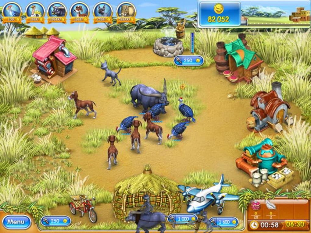 Farm Frenzy 3: Madagascar - Download