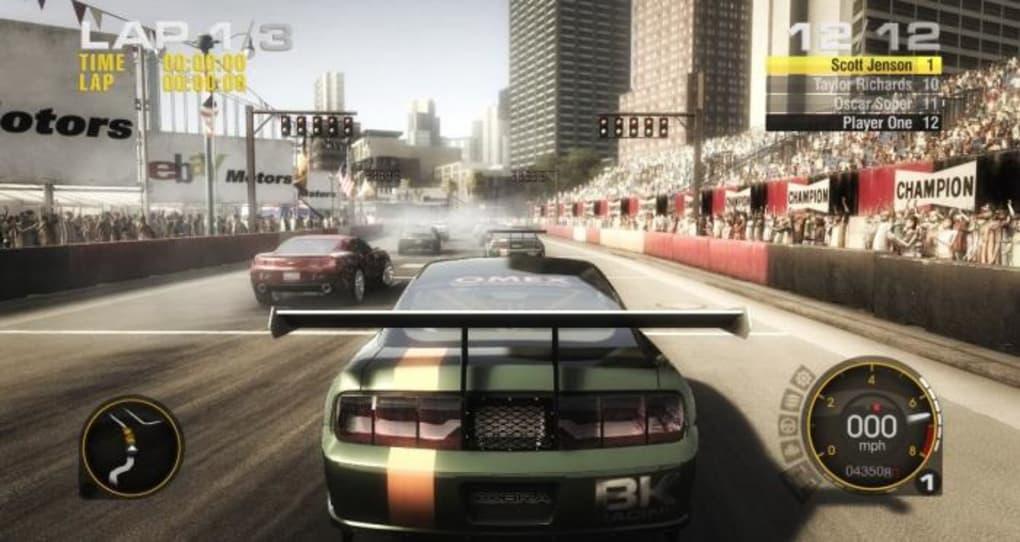 Race Driver: GRID - Download